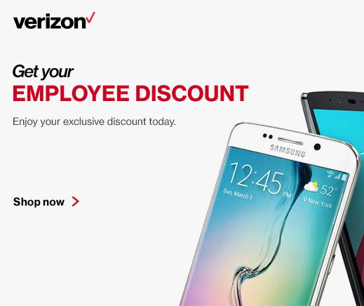 Verizon wireless corporate discount