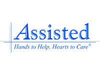 Assisted final logo blue