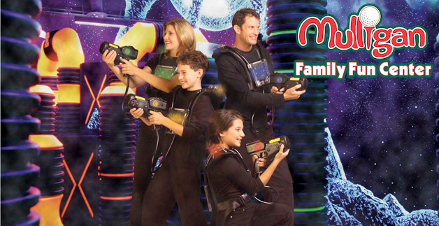 Lazer tag family generic