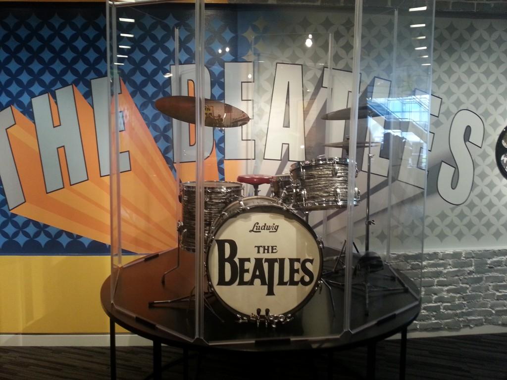 Beatledrums